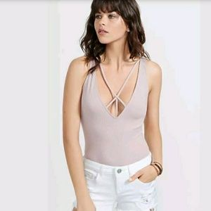 Express one eleven small bodysuit